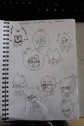 Steven Universe Headshot Adopts ( Open )