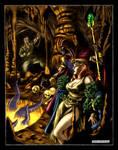 Cavern of Fear   3-14-12