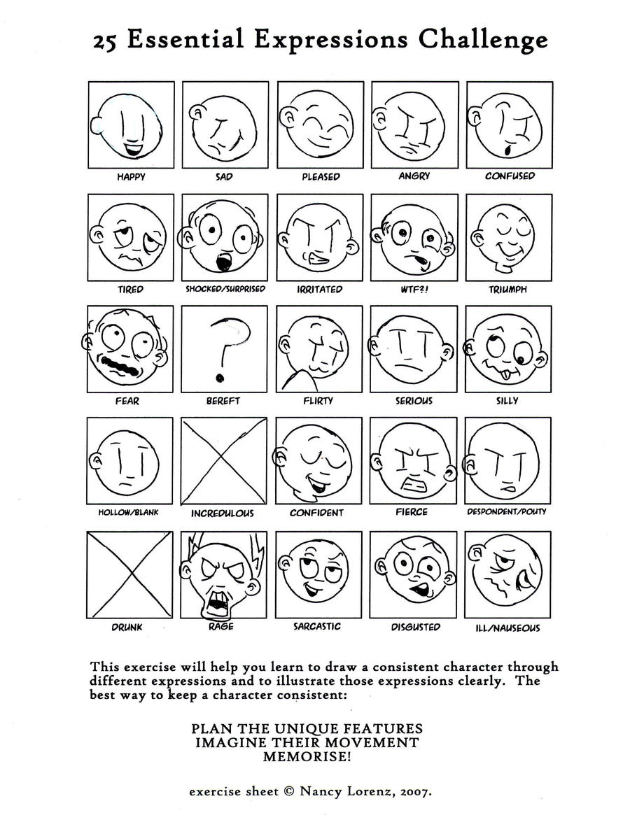 facial expressions worksheets. Black Bedroom Furniture Sets. Home Design Ideas