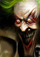 Joker finished by nickchetcuti-media