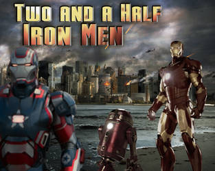 Two and a Half Iron Men by drivenimage