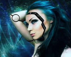 Digital Queen by drivenimage