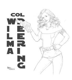 Col. Wilma Deering