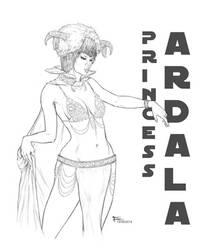 Princess Ardala