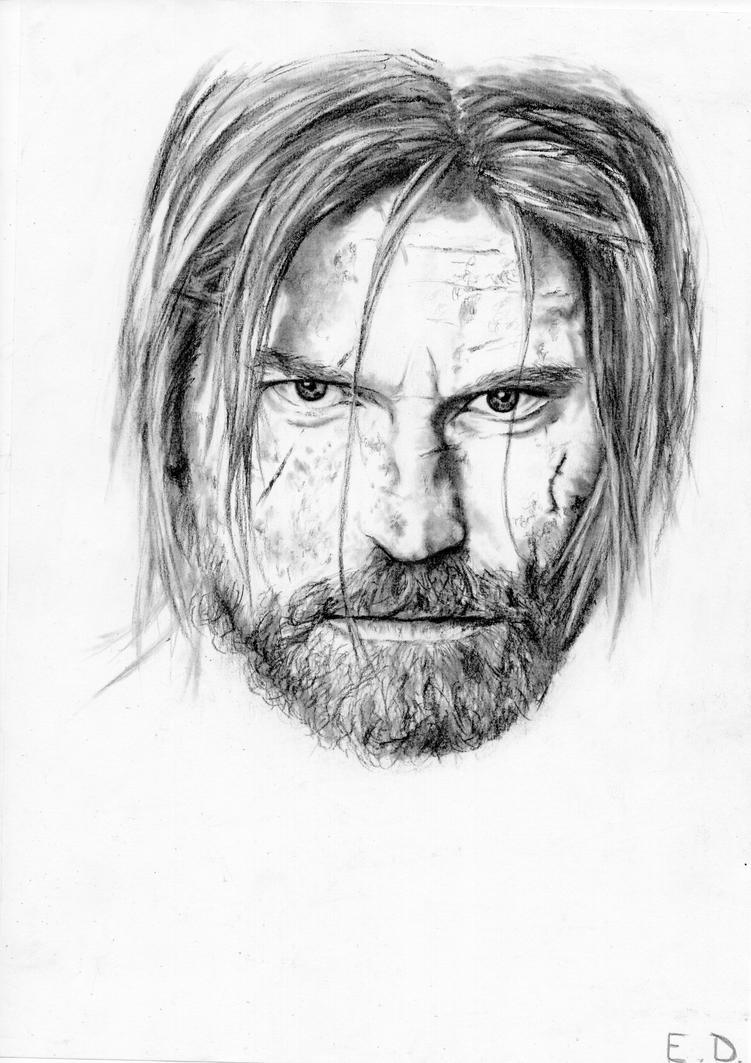 GOT: Jaime Lannister by Antylopa