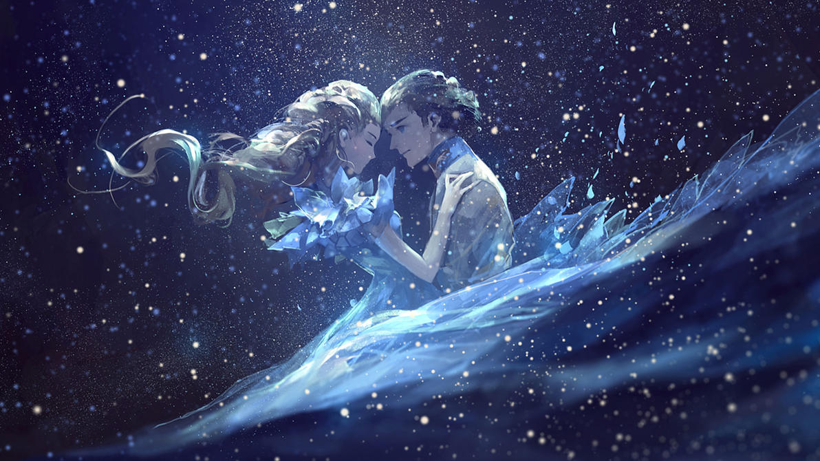 Cinderella by akaLilu