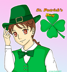 St. Patrick's Day by ivperalta