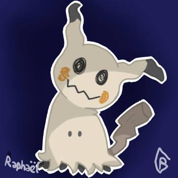 -Pikachu- Mimikyu by Sheinxy