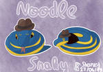 Noodle Snaky x2 by Sheinxy