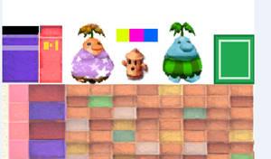 Mario sunshine and  Animal crossing?