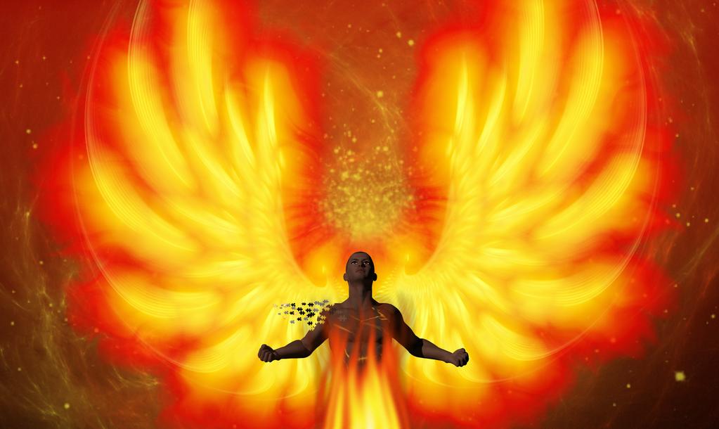 Phoenix by The--Grimreaper
