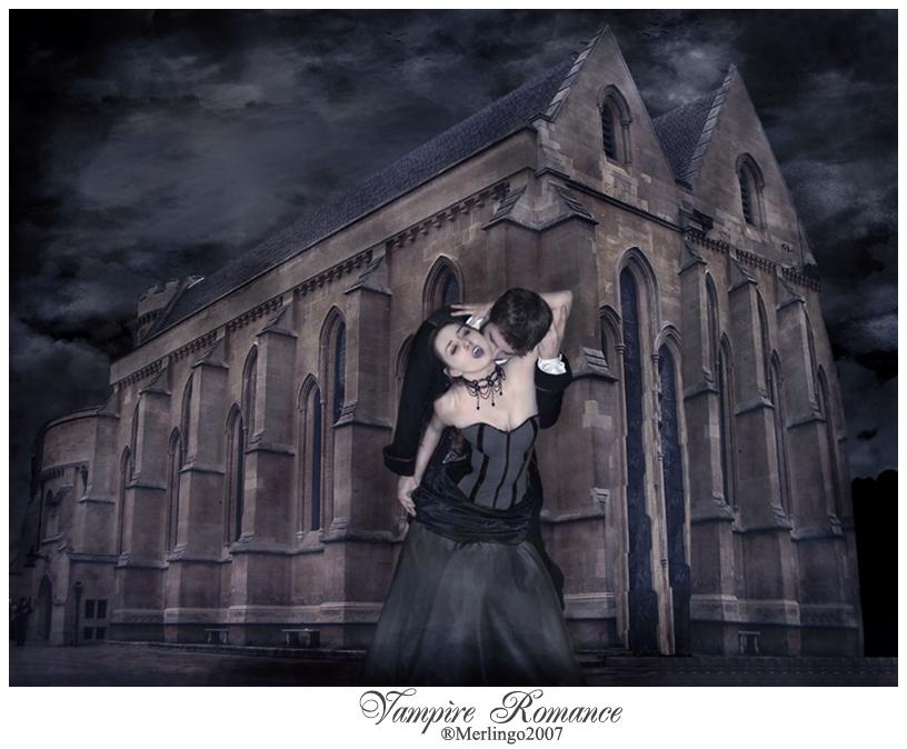 Vampire Romance by merlingo