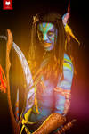 Neytiri Avatar by Bl4ckVanill4