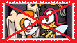Anti Charmy x Cream Stamp by anastasiathefox1
