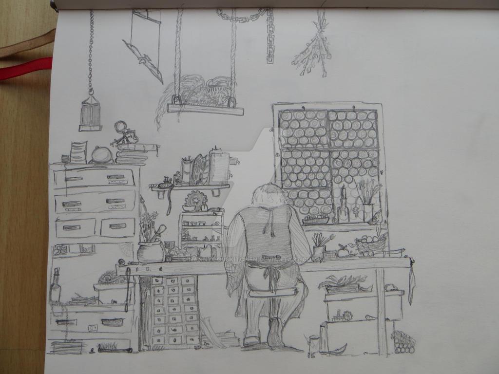 the workshop by nannyoggskitchen