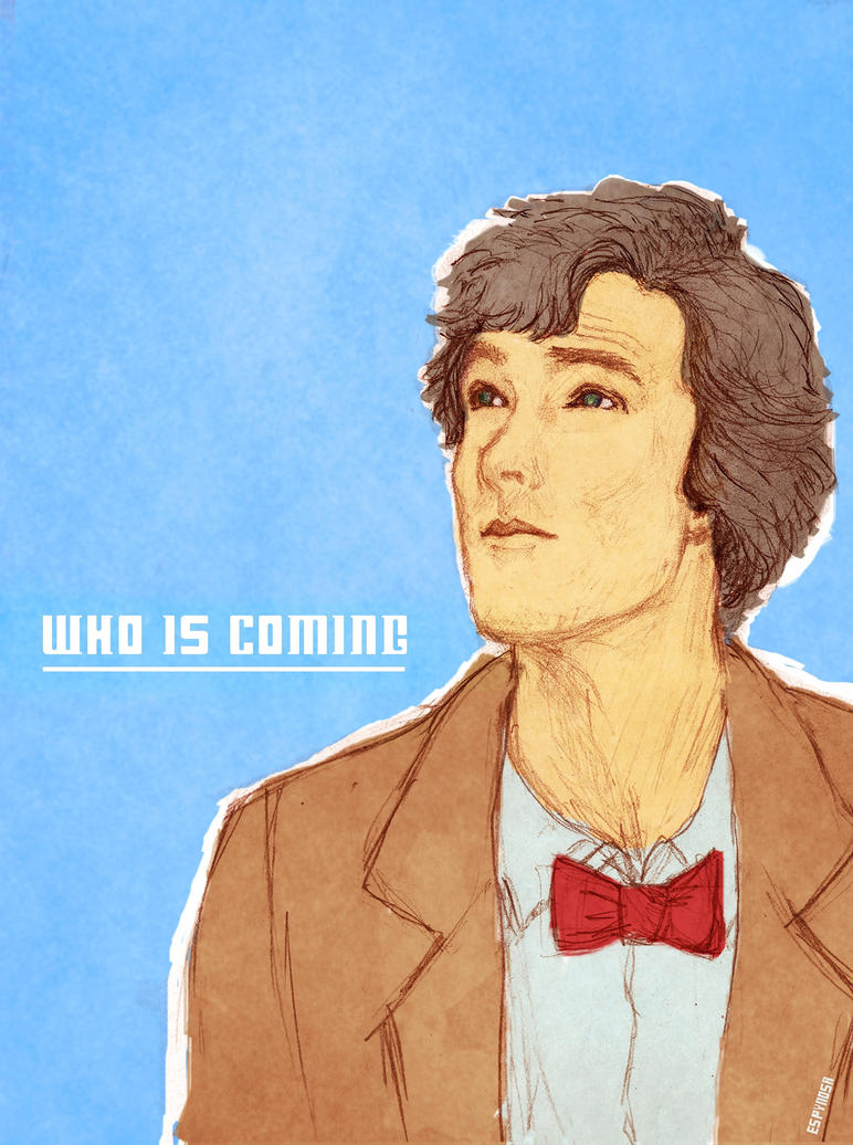 The Twelfth Doctor by ynaninja