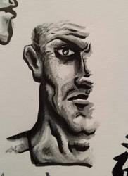sketchbook: gray tones by johnchalos