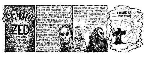 web comic: grateful zed