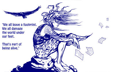 footprint: