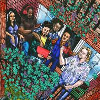 album cover: new movement