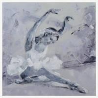 Ballerina 04 by szklanytygrys