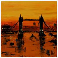 London 12 by szklanytygrys