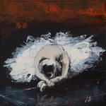 Ballerina 06 by szklanytygrys