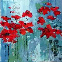 Poppies03 by szklanytygrys