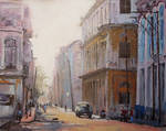 Lazy Afternoon In Habana