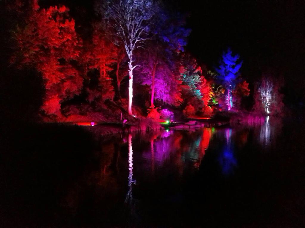 Herbstleuchten-Autumm lights 2015 by Ninapple007