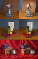 Light and color studies by anvikli