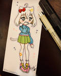 Hello Kitty by RaveMajestic