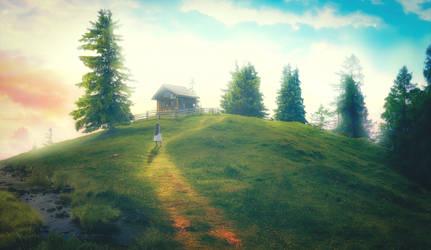 To Home by davidpradograficovid