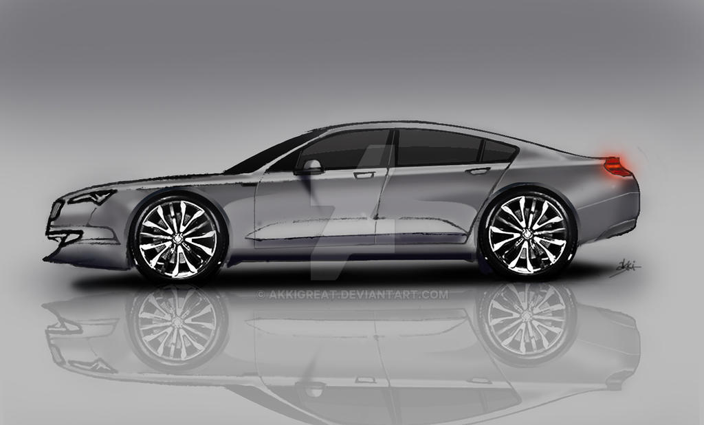 BMW series 9 by akkigreat