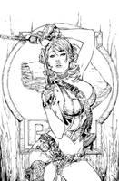 Gunslinger by Fendiin