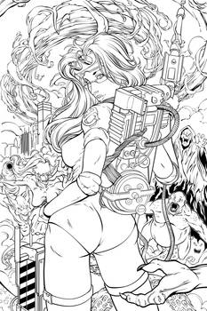 Who you gonna call inks