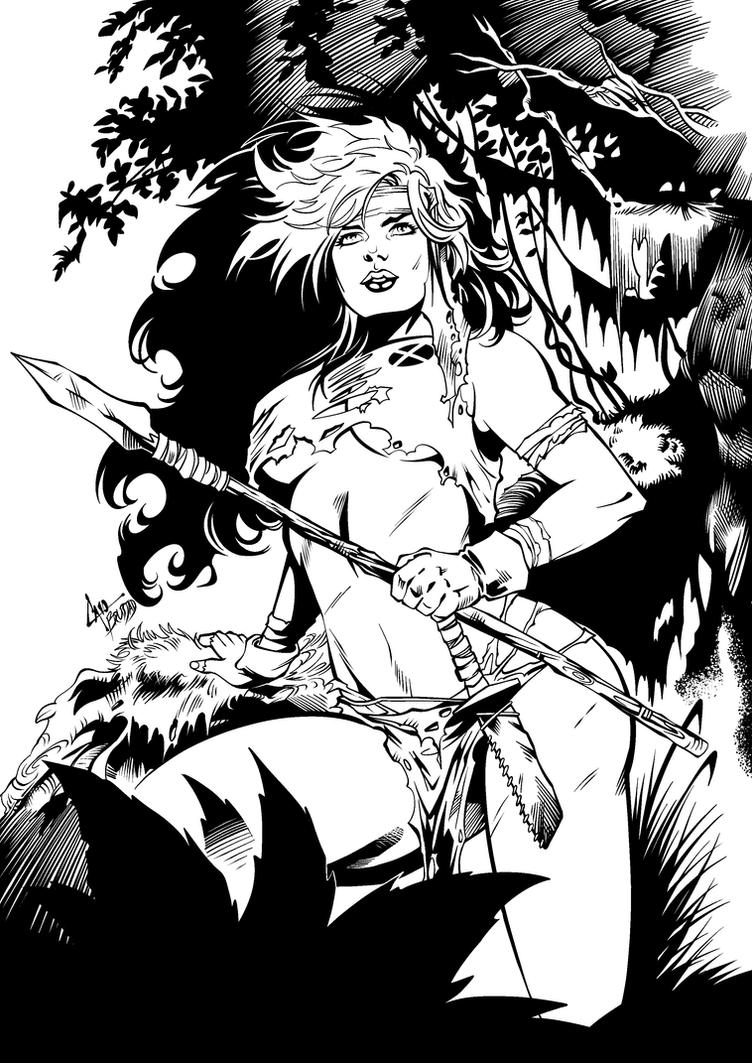 Savage Rogue Inks by Fendiin