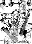 Punk Rock Harley by Fendiin