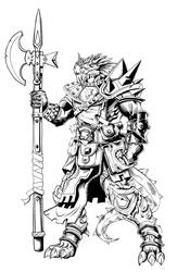 Tempest Cleric inks