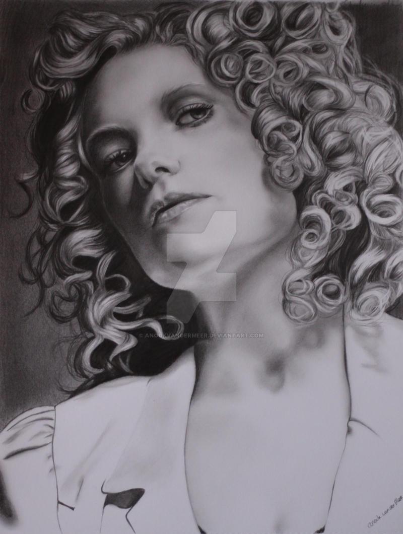 Goldfrapp by AnoukvanderMeer