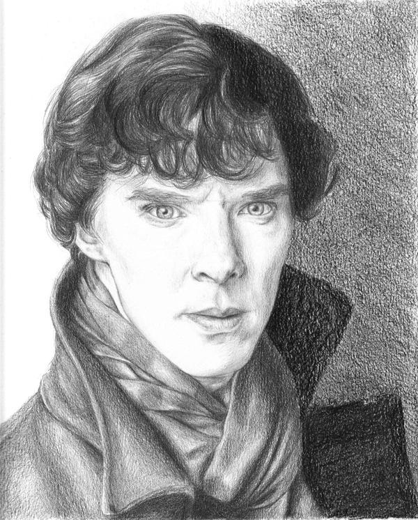 Sherlock by AnoukvanderMeer