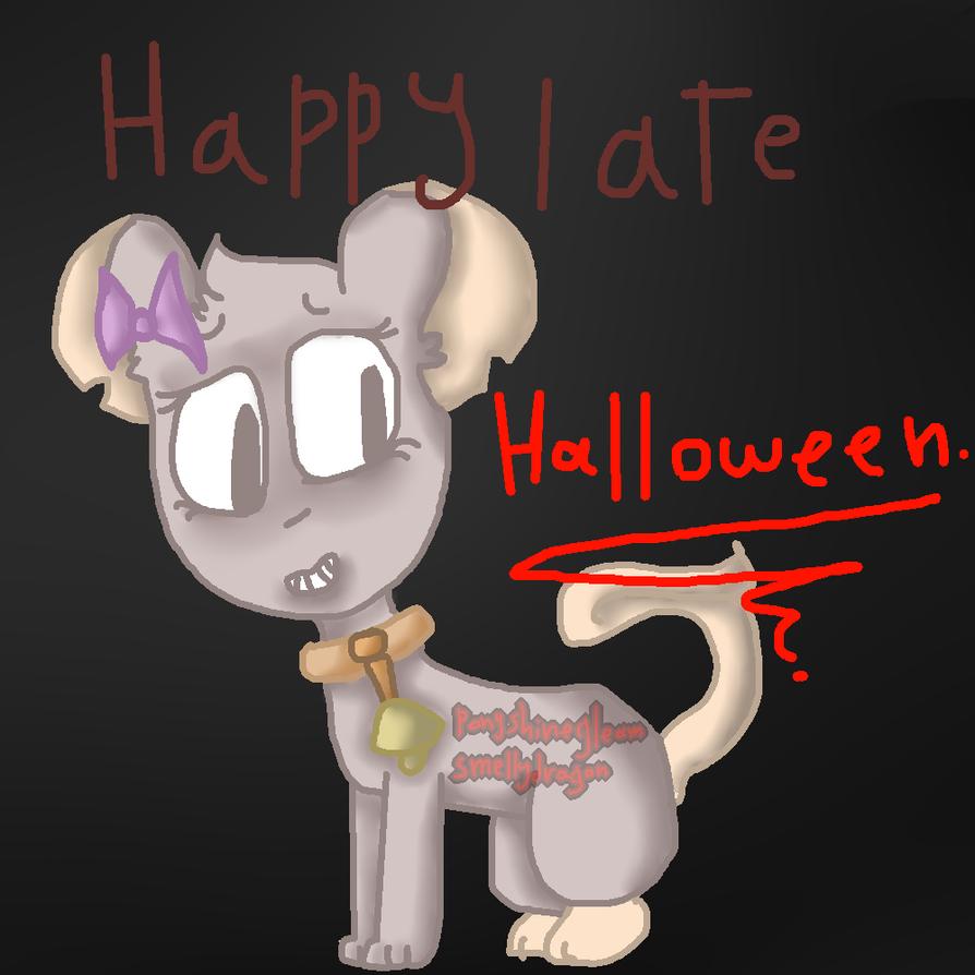happy late late late late late late halloween by PonyShineGleam