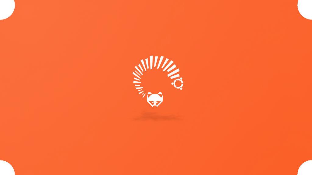 Ubuntu 13.04 ''Raring Ringtail'' Wallpaper