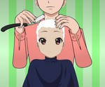 K-ON Headshave 6