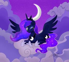 Princess Luna by SweetieTwily19