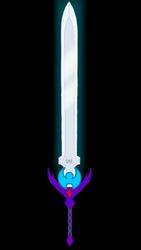The Luna-Sword 2.0 by BlackKyurem14
