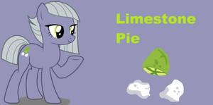 Limestone Pie with Cutie Mark