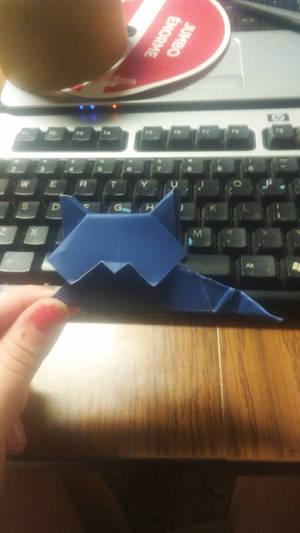 Origami Origami Cat