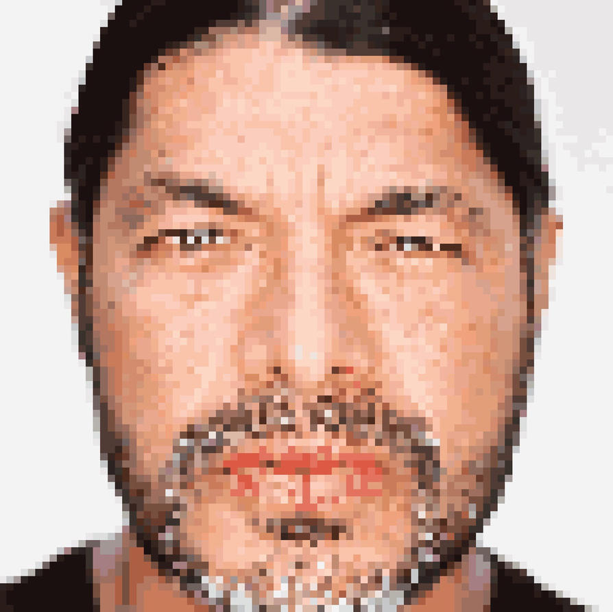 Pixel Art Robert Trujillo  by Enderpony626