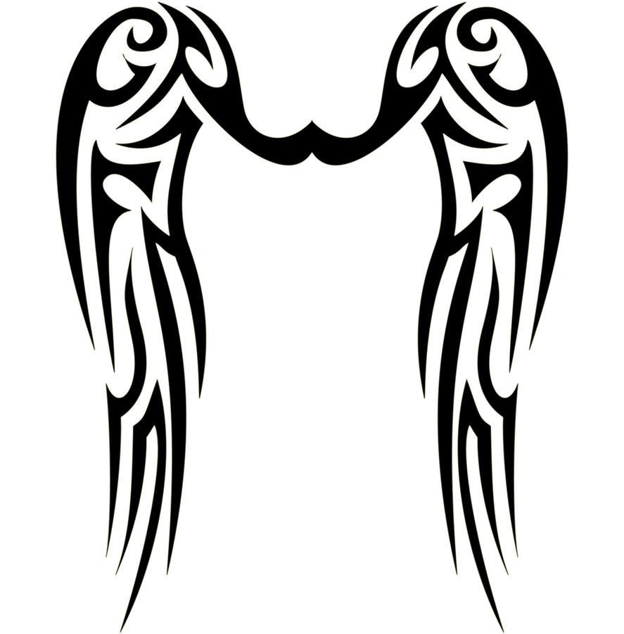 Tattoo Angel Tr...